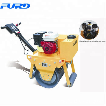 FYL600 Hand Push Good Price Vibratory Roller