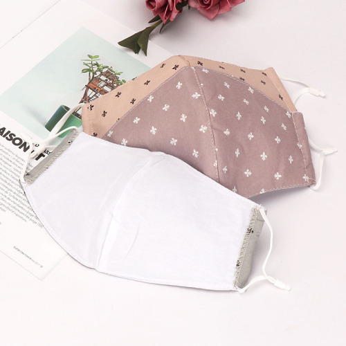 Young Womens Cotton Face Mask for Running
