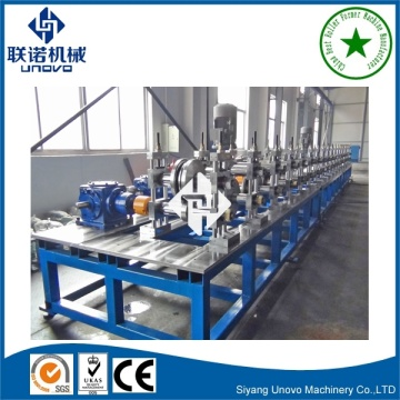 Solar structure c channel forming machine