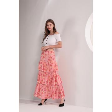 Women's Summer Long Maxi Skirt