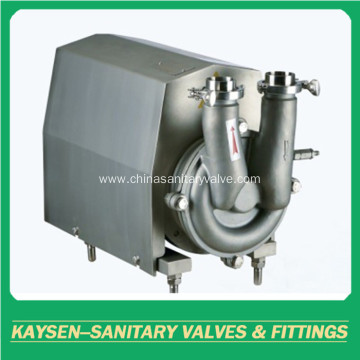 3A Sanitary CIP self-priming pumps