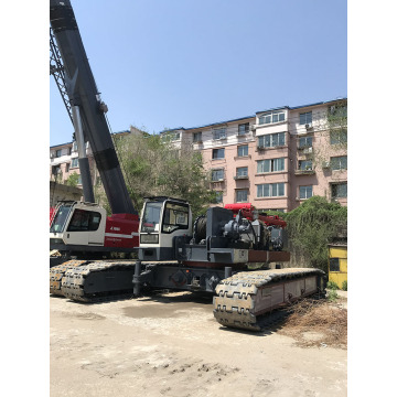 Mobile Boom Hydraulic Telescopic Crane For Sale
