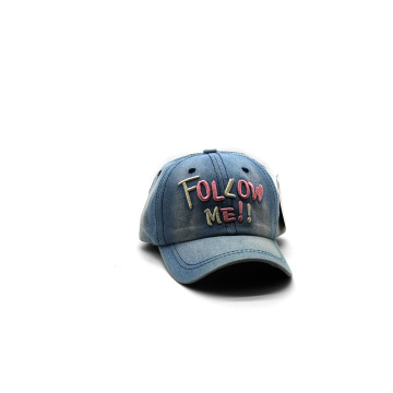 Customize Flat Embroidery Patch Cheap Baseball Hat