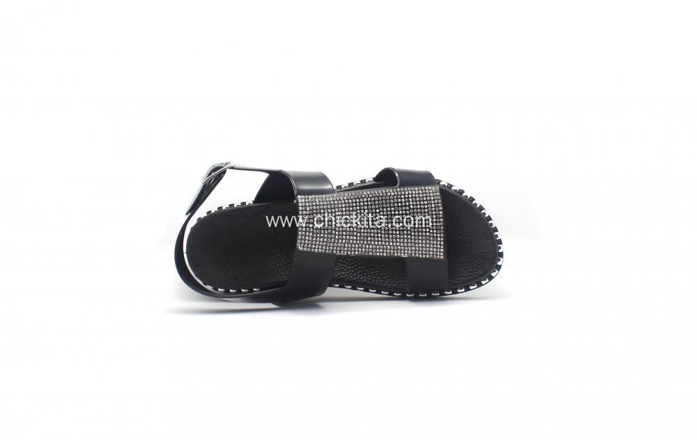 Women Fashion Sandals With Diamond decoration