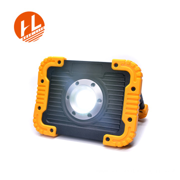 Multi-function emergency Brightest portable cob worklight
