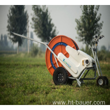 small hose reel irrigation