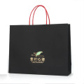 Colored Tint Kraft Shopping Bags