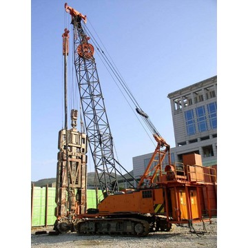 Top Quality Heavy Equipment Drum Trench Cutter Machine