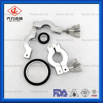 Sanitary Vacuum Quick Fitting Clamp