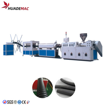 Carbon Spiral Reinforced Pipe Extrusion Machine