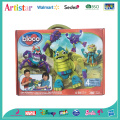 Bloco Ogre&Monster diy beads craft