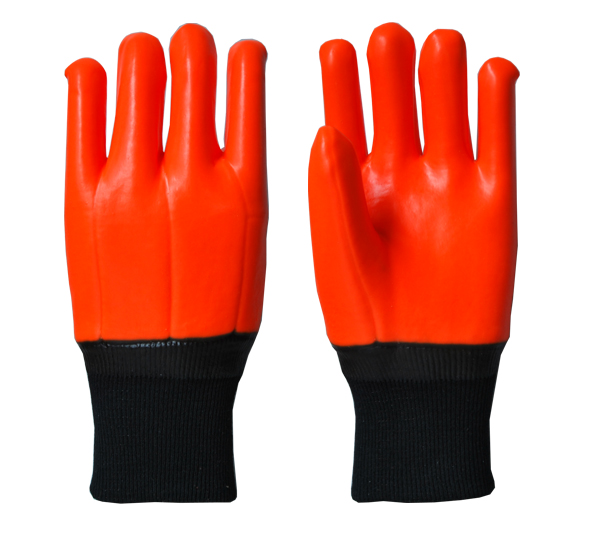 Anit-Cold PVC Coated Gloves