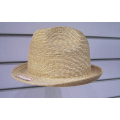Wheat Braid Sun Hats--YJ34