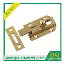 SDB-021BR Good Price Cnc Processing Special Sizes Price Flush Bolt And Nut M32