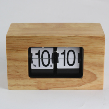 Mini Flip Clock for Table Decorate