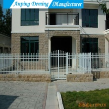 Hot Sale Welded Wrought Iron Gate for House