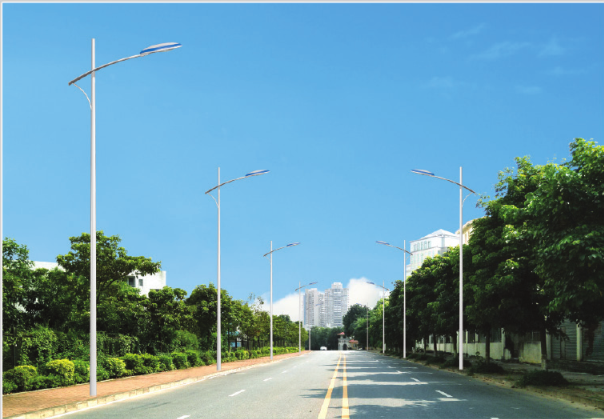 Outdoor road Lighting street lamp
