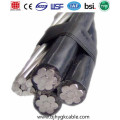 ABC Cable Triplex cable sizes PVC insulated wire