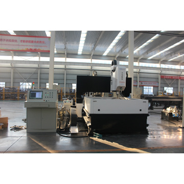 Heavy Duty CNC Gantry Steel Plate Drilling Machine