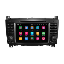 Double Din DVD Player for Benz C CLK