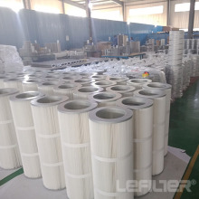 Polyester Pleated Filter Cartridge