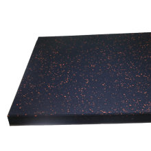 Anti-Slip Black Waterproof Outdoor Rubber Floor