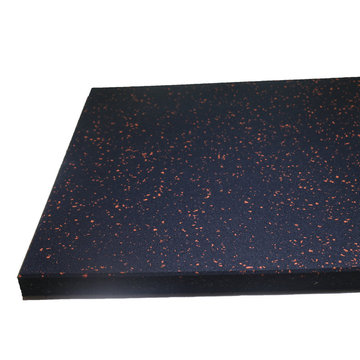 Gym Rubber Flooring Outdoor Used