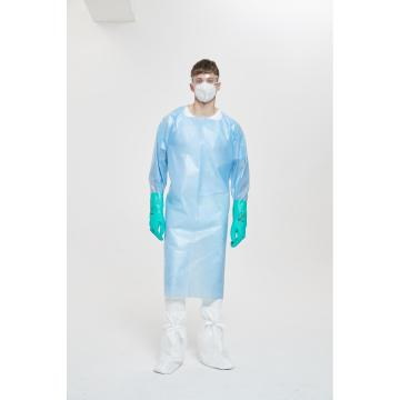 2020 Hot Sale SMS Nonwoven Isolation Gown