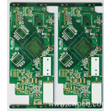 BGA main control printed circuit boards