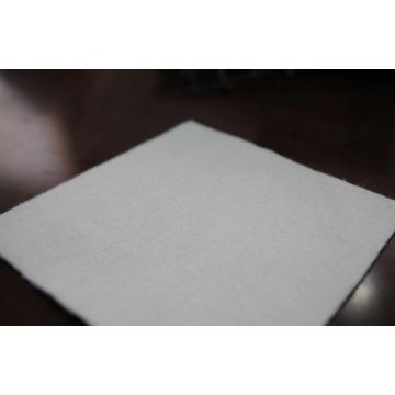 High Strength Polyester Staple Fiber Nonwoven Geotextile