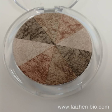 High quality multicolor eyeshadow blush