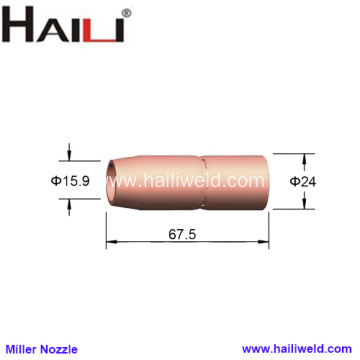 Miller Nozzle 169725 for M25 M40 Gun
