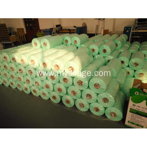 Wrapping Roll for Hay Silage 1800x500x25um