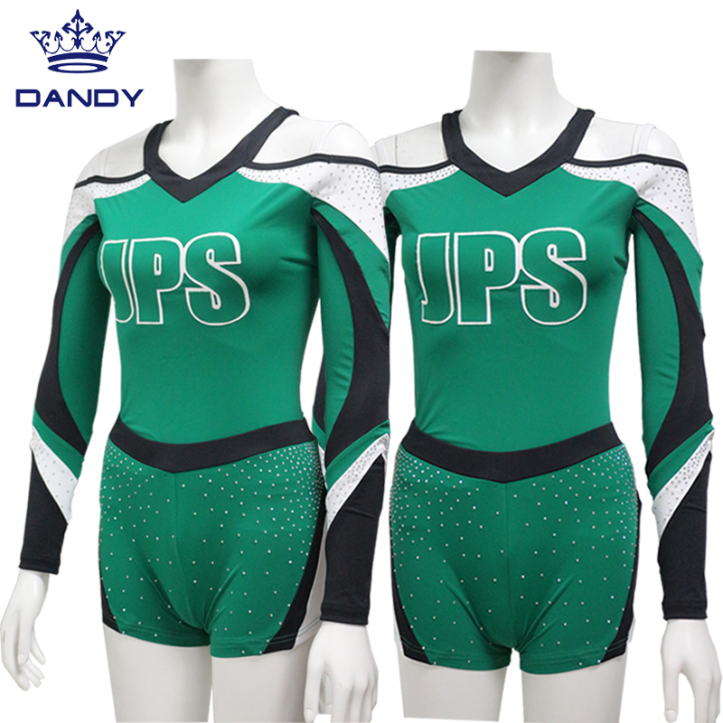 sparkly cheer uniforms