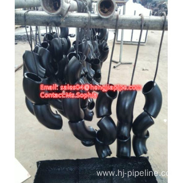 90deg seamless LR pipe elbow