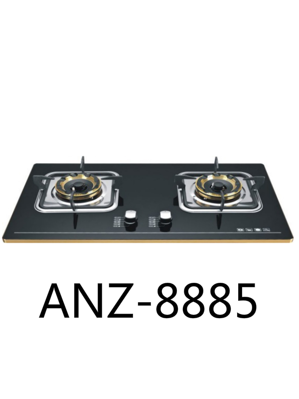 Kitchen burning gas ANZ - 8885
