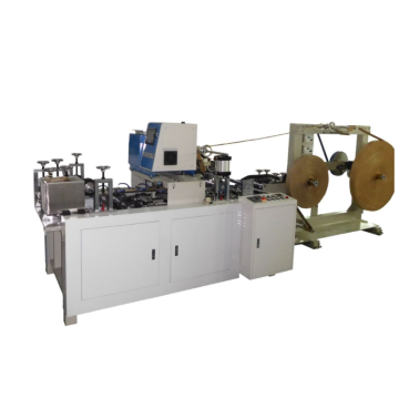 New Designed Semi Automatic Paper Bag Making Machine