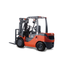 3.0 Ton Counterbalanced Diesel Forklift Truck
