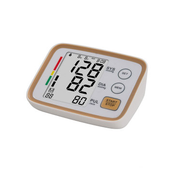 Free Manual Digital Electronic Blood Pressure Monitor