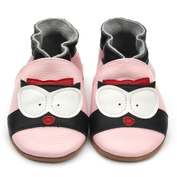 Handmade High Quality Genuine Leather Baby Girl Shoes