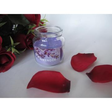 Lavender Carefully Crafted Candle in Glass Jar