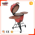 Kamado Ceramic Charcoal barbecue Bbq Grill 21inch
