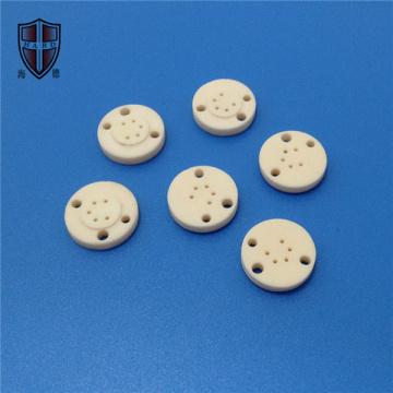 heat resisting alumina ceramic wafer disc disk