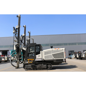 Surface Mining Top Hammer Drilling Rig