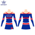 Off Shoulder Cheer Outfits