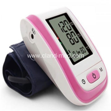 Portable Digital Arm Blood Pressure Monitor
