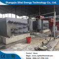 Used Tires Extraction to Oil Pyrolysis Machine