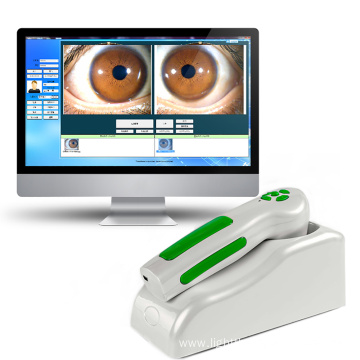 eye test machine portable iriscope iridology scanner camera