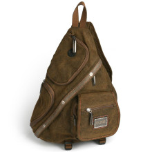 Army Canvas Sling Bag For Men