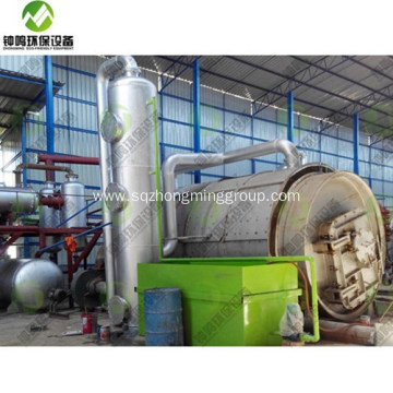 Tyre Pyrolysis Oil Buyers India